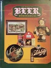 VINTAGE BEER COLLECTIBLES VALUE GUIDE COLLECTOR'S BOOK ILLUSTRATED HARDBACK