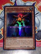 Carte Yu Gi Oh GEANT GOGOGO NUMH-FR020 x 2