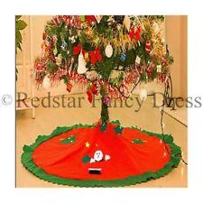 Árboles de Navidad color principal rojo