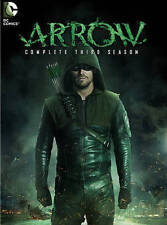 Arrow: The Complete Third Season (DVD, 2015) Brand NEW