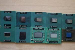 Notebook CPU´s Prozessoren Intel Core Mobile + AMD