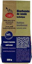 Bicarbonate de soude technique - sac kraft 500g (La droguerie Ecologique)