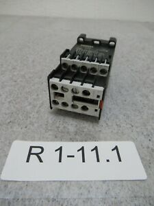Siemens 3TF2001-0BB4 +3TX4422-2A Protective+Auxiliary Contactor Siemens