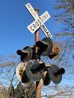 Vintage Railroad Crossing Signal