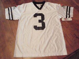 Derek Anderson Cleveland Browns NFL Team Apparel Jersey Boys Large (14-16) #3