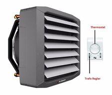 Lufterhitzer 10 KW Hallenheizung Luftheizung Heizregister Heizgebläse SET UVP