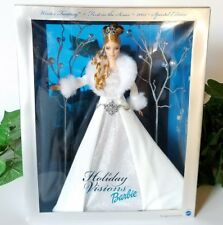 MATTEL 2003 WINTER FANTASY HOLIDAY VISIONS BARBIE DOLL SPECIAL EDITION