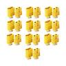 20 Stück (10 Paar) XT60 Hochstrom Goldstecker STECKER BUCHSE XT 60 Lipo Akku RC