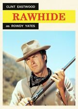 CLINT EASTWOOD AS RAWHIDE ACEO ART CARD #### FREE COMBINED SHIPPING ####