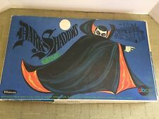 1968 - Dark Shadows Board Game - Whitman - Abc Tv - Barnabas Vampire - Complete