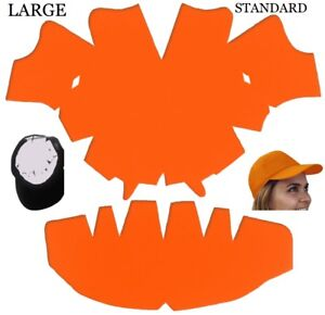 1Pk Baseball Hat Liner Panel Shaper  For Fitted, Flexfit, Snapback Caps and more