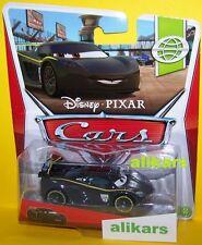 LEWIS HAMILTON Giocattolo Mattel Disney Cars 1:55 Auto Modellini Metallo Diecast