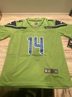 NWT-DK Metcalf Seattle Seahawks Nike Color Rush Jersey XL KIDS! Amazing Detail!!