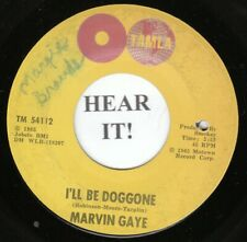Marvin Gaye 45 (Tamla 54112) I'll Be Doggone /You've Been A Long Time Coming VG+