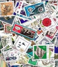 Alemania este conmemorativo grandes formatos 100 sellos diferentes
