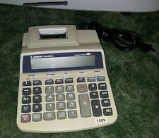 Canon P100-Dh Ii 12-Digit Scientific Tax Business Printing Color Calculator Dhii