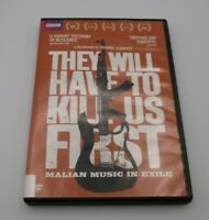 They Will Have To Kill Us First Malian Music In Exile DVD Documentary