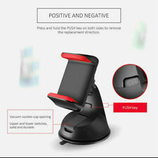 Car Phone Mount 360 Degree Rotation Dashboard Windshield Cellphone Holder Stand