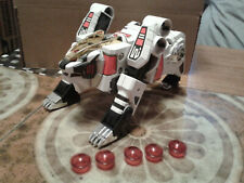 MMPR White Tigerzord - Loose Complete
