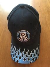 BASEBALL HAT CAP CFL TORONTO ARGONAUTS SIGNED BY PINBALL CLEMONS #31 FOOTBALL