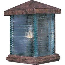 Maxim Triumph Vx 1-Light Outdoor Wall Lantern Earth Tone - 48732Clet