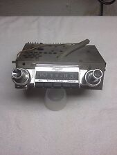 Vintage Gm Chevy Car Radio