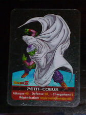 DRAGON BALL Z GT DBZ LAMINCARDS CARDDASS CARD CARTE 15 ** EDIBAS FR