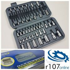 Blue Point 43pc Torx Socket Set with E-Torx, Incl. VAT. As sold by Snap On.