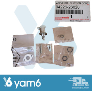 GENUINE TOYOTA SUCTION CONTROL VALVE FITS: VARIOUS MODELS 04226-26020