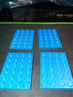 LEGO Flat Plate 4x6 pt.3032 (pack of 4) free postage choose colour & amount