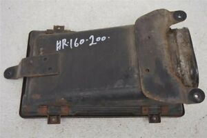 1989 Nissan 300ZX 3.0L AIR CLEANER LOWER COVER 16500-01P00