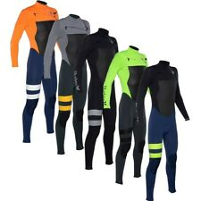 Hurley Men's Fusion 302 3/2mm Long Sleeve Full Wetsuit (Size XS)