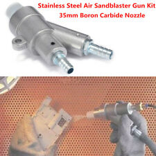 35 mm Boron Carbide Nozzle Air Sandblaster Gun for Manual Sandblasting Machine
