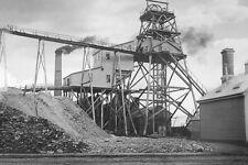 BALLARAT South Star Mine SEBASTOPOL c1880-1900 modern digital Photo Postcard