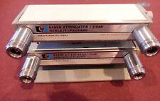 Keysight/Agilent/HP 8494H+8496H Programmable Step Attenuator