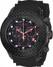 Invicta Swiss Made Reserve Specialty Black Combat Chronograph Watch 22143