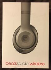 Beats by Dr. Dre Studio Wireless Over-Ear Headphone – Titanium MHAK2AM/B
