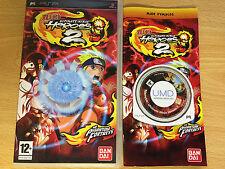 PSP : NARUTO ultimate ninja heroes 2