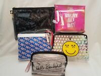 VICTORIAS SECRET PINK COSMETIC BEAUTY BAG TRAVEL CASE POUCH YOU CHOOSE BRAND NEW