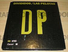 Divididos Las Pelotas Si Clarin Nº6 Leyendas Del Rock (CD) MADE IN ARGENTINA