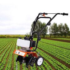 2-Takt Kultivator Benzin Gartenfräse Motorhacke Garten Hackfräse Bodenfräse
