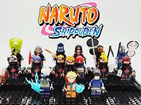 Naruto Shippuden Boruto Minifigures Custom Set - USA SELLER