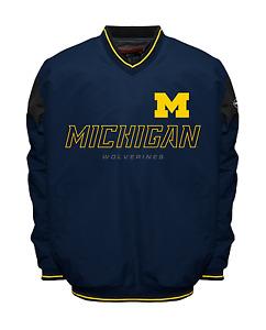 University of Michigan Rush Windshell Pullover Jacket