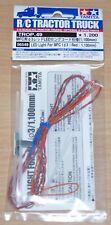 Tamiya 56549 LED Light For MFC (3mm / Red / 1100mm) (MFC-01/MFC-03), NIP