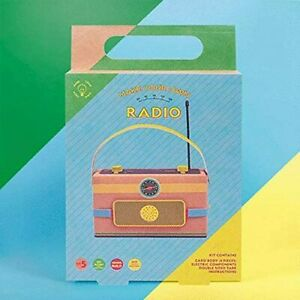 Fizz Creations New Make Your Own Radio DIY Kit