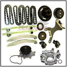 9-0393S 1999-02 4.7 Dodge Jeep Timing Chain Kit, Water & Oil Pumps For JTEC PCM