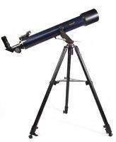 NEW Levenhuk 65554 Strike 80 NG Achromatic Refractor Telescope For Beginners
