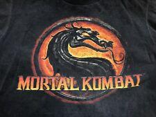 vintage mortal kombat shirt M/L? 90s Video Games Nintendo Playstation Sega