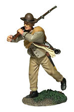 BRITAINS CIVIL WAR CONFEDERATE 31266 INFANTRY ADVANCING WITH RIFLE NO.2 MIB