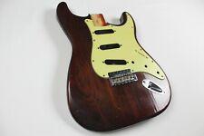 MJT Official Custom Vintage Age Nitro Guitar Body Mark Jenny VTS Roasted Walnut